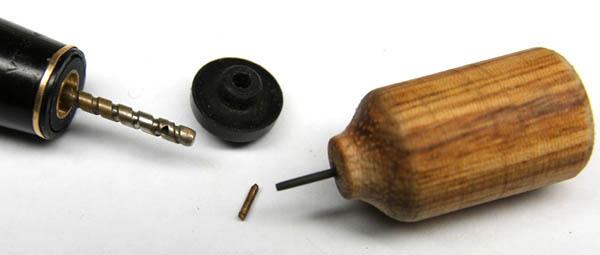 解上墨鈕固定栓工具